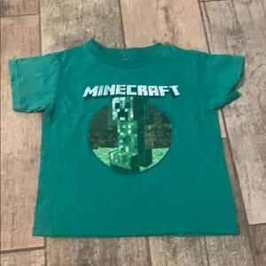 🌼🌼Minecraft T-shirt boys🌼🌼